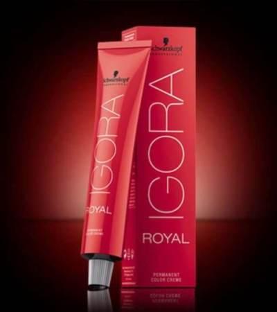 Tintes Igora Royal Aclarantes Naturales