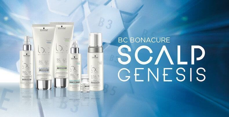 Pack caída del pelo Hair Activator BC Bonacure Schwarzkopf