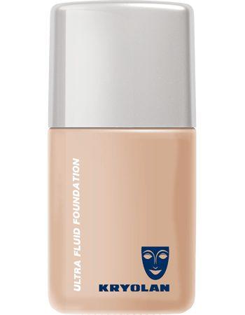 Maquillaje Fluído Kryolan Profesional