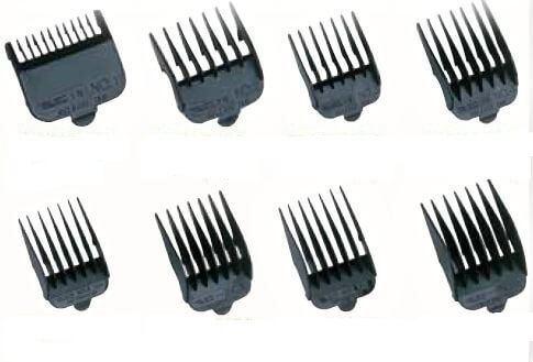 Peines de recambio Wahl para máquinas cortapelos profesionales daba426969d5