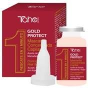 Mascarilla concentrada capilar Gold Protect Tahe