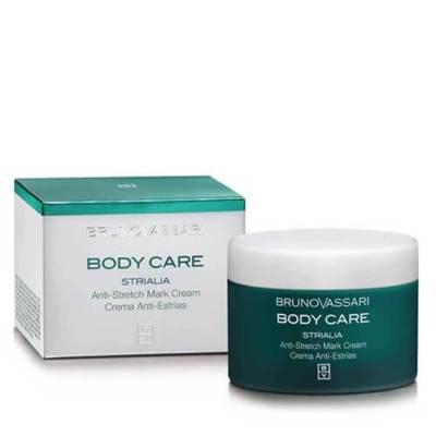 """Crema antiestrías """"Body Care"""" Bruno Vassari 0288"""