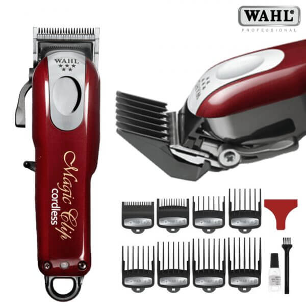 wahl magic clip cordless m quinas cortapelos wahl distribuidor autorizado. Black Bedroom Furniture Sets. Home Design Ideas
