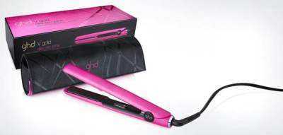 Plancha GHD V gold Electric Pink