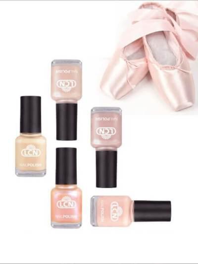 Esmalte LCN Color Rosa
