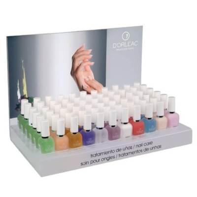 Esmaltes de tratamiento de uñas D´Orleac