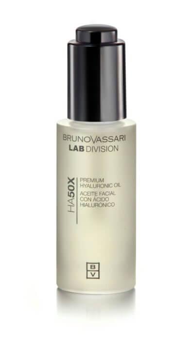 Aceite facial con Ácido Hialurónico BrunoVassari