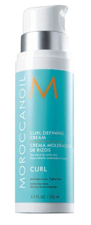 Crema moldeadora de Rizos Moroccanoil CURL