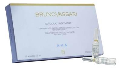 Tratamiento facial Ácido Glicólico Bruno Vassari /1043