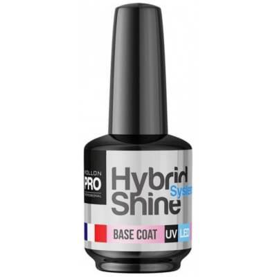 Base Coat Hybrid Shine Mollon Pro
