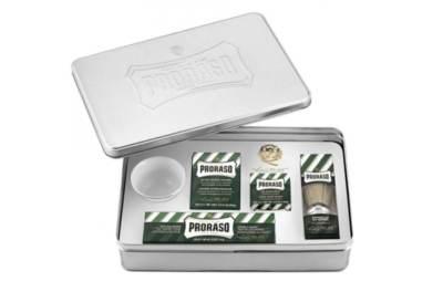 Cofre Proraso Refresh Caja Metal
