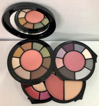 Cofre Maquillaje MYA 30 colores