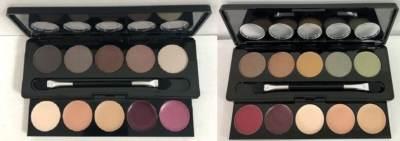 Paleta de maquillaje MYA 10 colores